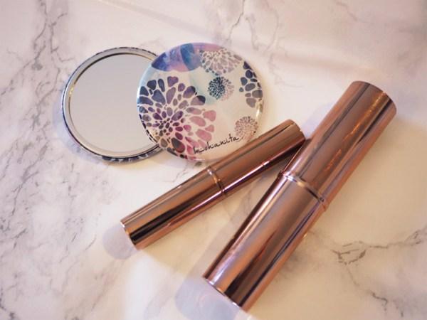 miroir de poche make up mohanita creations