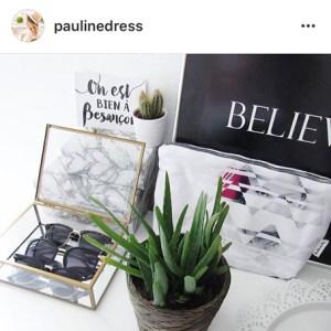 Sur le blog de Pauline Dress – Juil. 2016