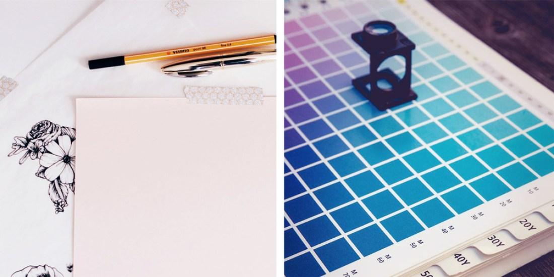 dessin manuel crayon motif style créateur dessinateur illustration pantone nuancier tendance couleur coloris nuances creative life lifestyle designer textile et graphique