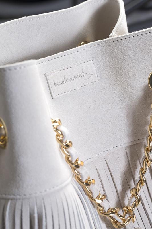 Désert d'amour, le sac, détails