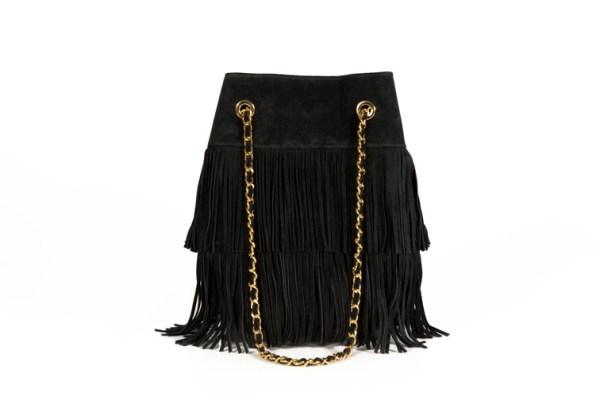 sac seau coloris noir made in france