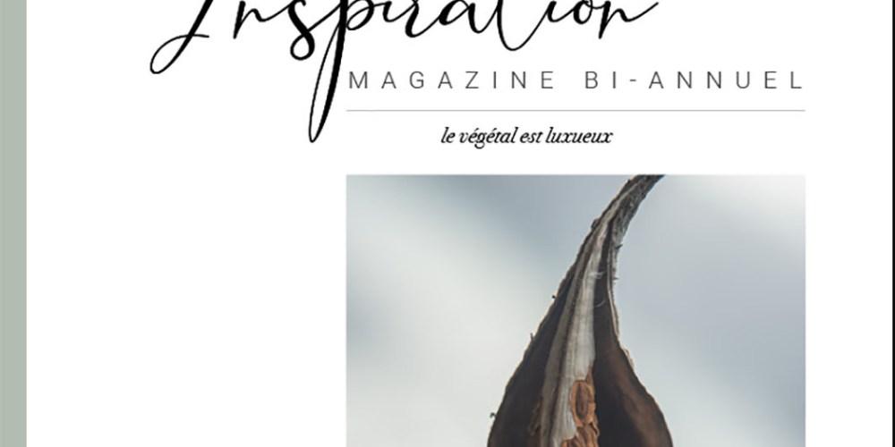 Le magazine Inspiration : édition Hiver