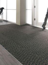 Carpet Tile - Walk Off - Step In Style II Tile - Obsidian ...