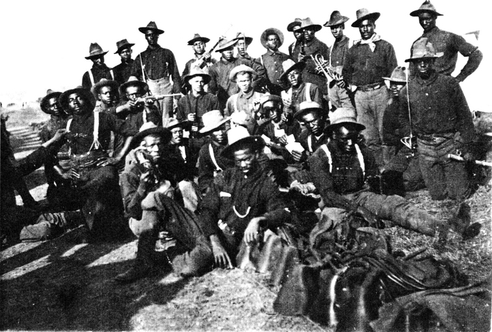 Image result for buffalo soldiers Apache scalps