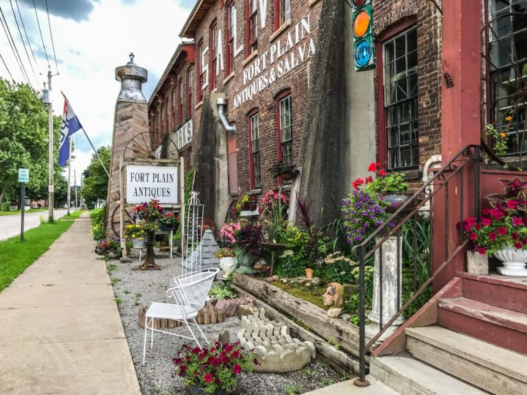 Fort Plain Antiques and Salvage | Fort Plain NY | Mohawk Valley Today (1 of 14)