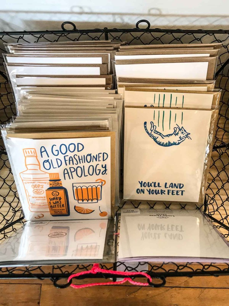 Huckleberry Letterpress Little Falls NY | Mohawk Valley Today