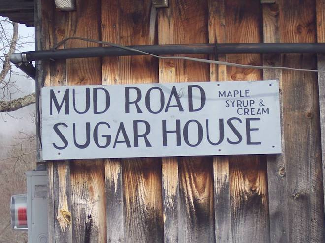 Mud Road Sugar House