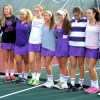 AHS Tennis Team honors seniors, remains undefeated