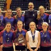 Lady Patriots reach #2 in state volleyball championship