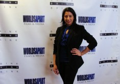 Filmmaker Shana Becker