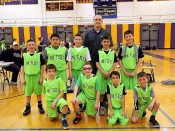 The Fleet Amsterdam 4th grade boys team