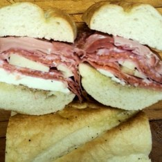 Mixed Italian Sub. Photo provided