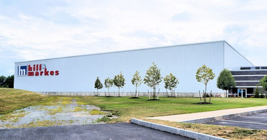Hill and Markes facility at the Florida Business Park Extension