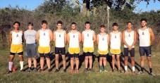 AHS boys team