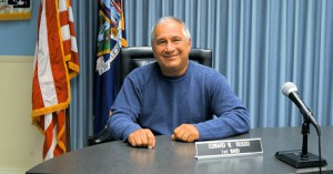 Ed Russo, candidate for first ward alderman