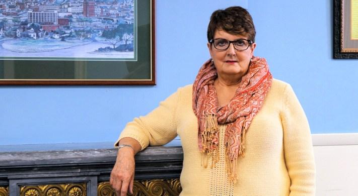 Diane Hatzenbuhler, candidate for fourth ward alderwoman