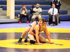 Monty Carmona vs. Sam Linendoll