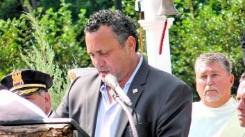 Mayor Michael Villa