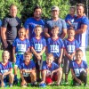 Little Giants begin fall season with ceremony and games
