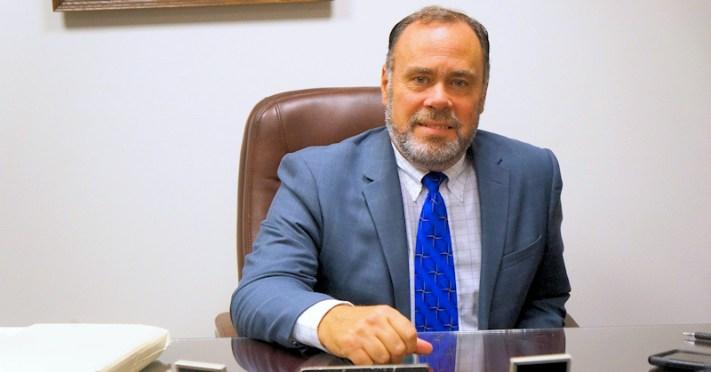 Michael Pepe, candidate for district 7 legislator