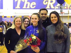 Grace Catena and family