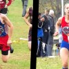 BPHS boys and girls place high at Section 2 cross country championship