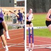 Amsterdam track and field teams win against Johnstown