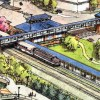 Train station relocation team makes site recommendation, outlines next steps