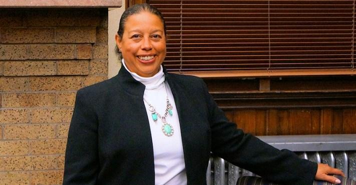 Irene Collins, candidate for third ward alderwoman