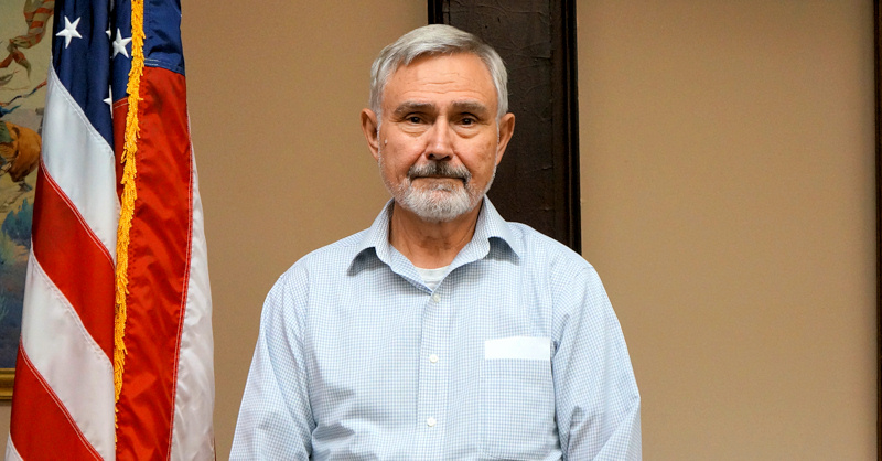 Dave Dybas, candidate for fourth ward alderman