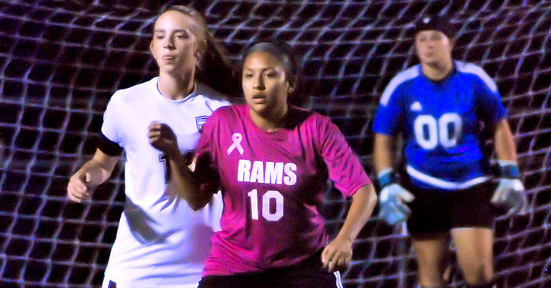 Lady Rams varsity soccer honors seniors, King sisters in game against Gloversville