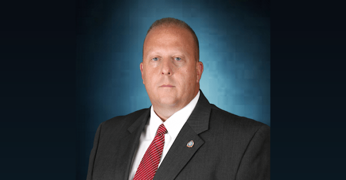 Jeff Smith, candidate for Montgomery County Sheriff