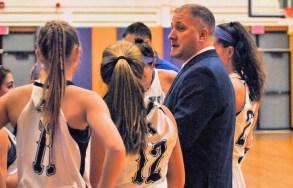 Coach Eric Duemler