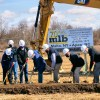 Montgomery County breaks ground on new DPW, MCBDC facility