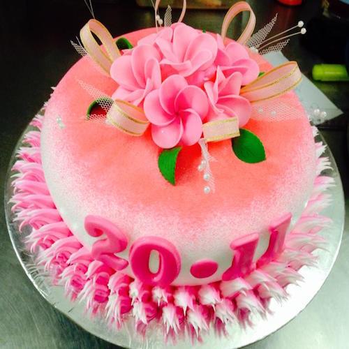 Heart Winning Valentines Day Cake 7