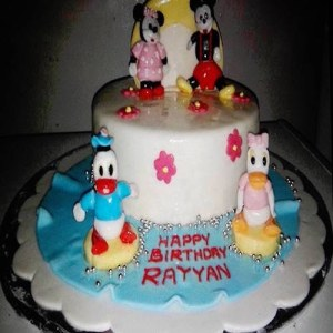 Cartoon Cake 1