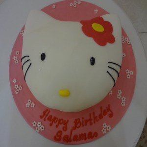 Cartoon Cake 3