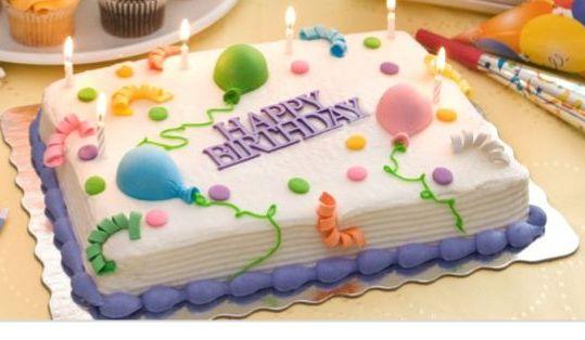 Min 2 Kg Birthday Cake SKUCAK161