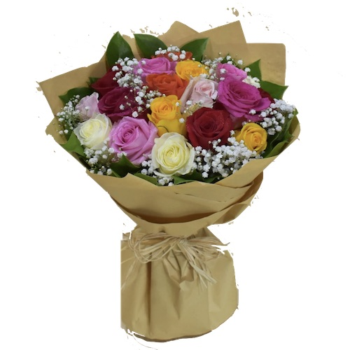 Flower Bouquet for Friend's Birthday in Dubai