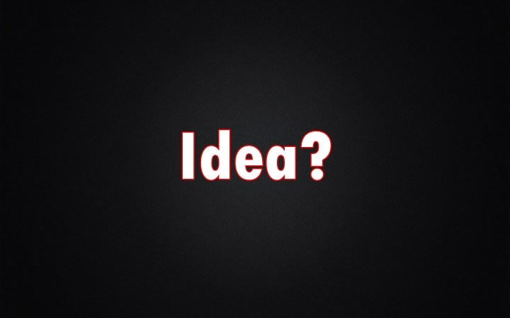 idea blogging