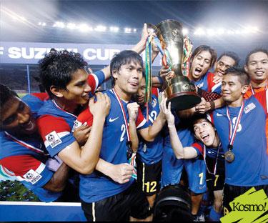 Malaysia Won AFF Suzuki Cup 2010
