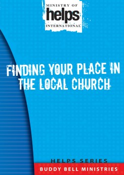 Finding your Place in the Local Church