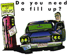 Do you need a fill up