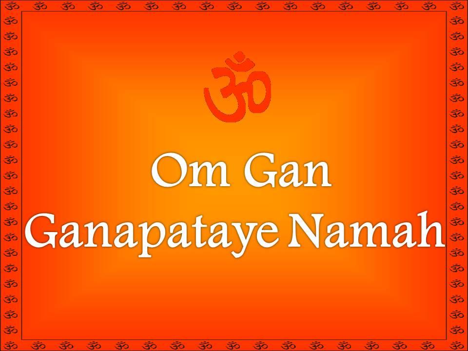 """Resultado de imagen para Om Gam Ganapataye Namaha"""""""