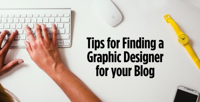 How to find a good graphics designer