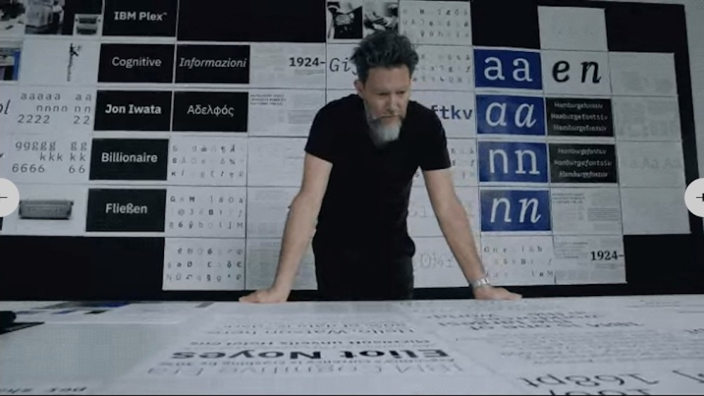 IBM Plex - The Search For The New Helvetica