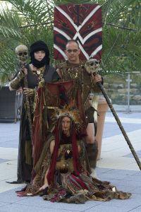 Haradrim  Mohmoh's costume portfolio