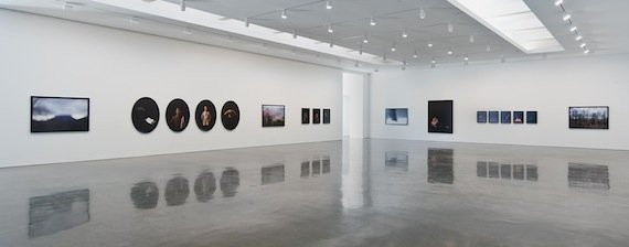 Regen Projects, Los Angeles. February 23 - March 29, 2012. Photography: Brian Forrest.