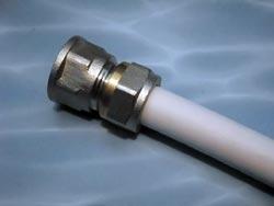 металлопластиковые трубы готовое соединение
