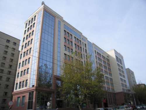 здание пфр Новосибирск